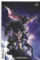 Justice League Dark #5 Swamp Thing Crain Variant DC Comic 1st Print 2018 NM