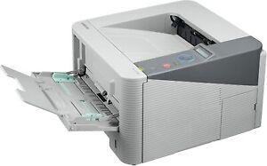 Samsung ML- 3710ND Laserdrucker Duplex und Netzwerk LAN,37,656 mit ausgedruckt,