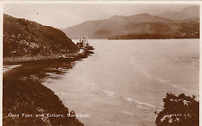 Coes Faen & Estuary, BARMOUTH, Merionethshire RP