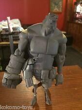 Prototype Test Shot Figure Hellboy 2007 Gentle Giant Blood & Iron Animated #X149