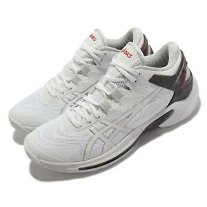 Asics GELBurst 25 Low White Red Men Basketball Shoes Sneakers 1063A045-101