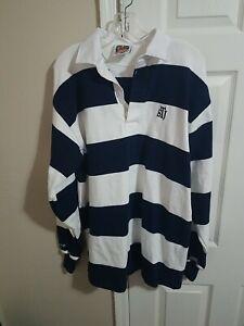 Retro Saint James Rugby Wear Barbarian Inc. Shirt Men's Size XL