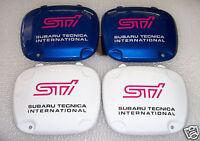 Subaru Impreza WRX STI Replacement Fog Lamp Cover decals Stickers