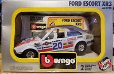 Bburago 1/24 Ford Escort XR3 Martini #20