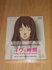 Time of Eve - International Deluxe Edition Anime Blu-ray Brand New and Sealed
