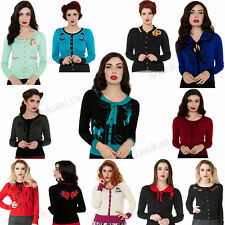 Cotton Button Jumpers & Cardigans Size Petite for Women