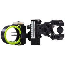 Black Gold Ascent Verdict 3-Pin (.019) Right Hand Bow Sight, Black - AV3