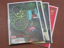Hail Hydra #1 - 4 Vf/Nm Complete Secret Wars Series Nomad Vs. Captain Hydra