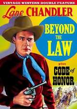 Beyond the Law / Code of Honor NEW DVD