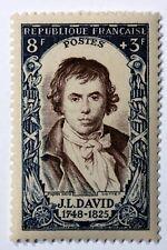 FRANCE CÉLÉBRITÉS TIMBRE NEUF N° 868 **  MNH JACQUES LOUIS DAVID    B4