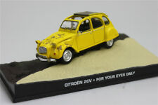 007 UH 1:43 Citroen 2cv  FOR Your Eyes Only  Alloy car  Movie version