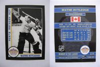 2015 SCA Wayne Rutledge Los Angeles Kings goalie never issued produced #d/10