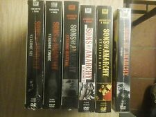 Sons Of Anarchy - Stagioni 1 - 6 (25 DVD) - ITALIANI ORIGINALI SIGILLATI -