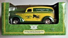 1938 Chevy Panel Pickup Truck John Deere NEW ErtlCollectible 1/25 Scale