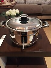 Zepter Juice Extractor LD-350,for Pot20cm,or Pot24cm. Made In Italy