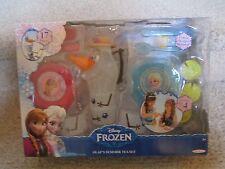 Disney FROZEN Olaf's Summer Tea Set 17pc. Anna & Elsa Plates Olaf Pitcher Cups