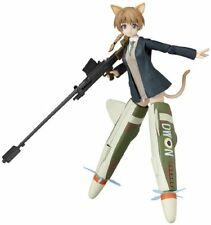 Max Factory Strike Witches: Lynette Bishop Figma Action Figure