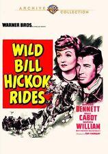 Wild Bill Hickok Rides (Bruce Cabot) Region Free DVD - Sealed
