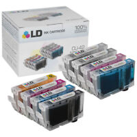LD Compatible Replacements for Canon CLI-42 Set of 8 Ink Cartridge PIXMA PRO-100