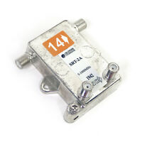 NEW Blonder Tongue SRT-2A 14 Directional Tap 2-Output 5-1000MHz In Line 1942 14