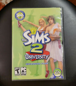 Sims 2: University (PC, 2005)