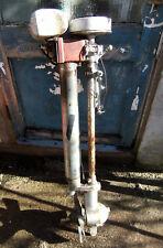 Vintage Seagull Century Plus Longshaft Outboard Motor for restoration
