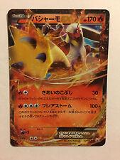 Pokemon Carte / Card Brasegali EX Promo Holo 127/XY-P