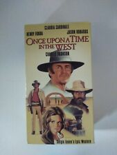 Once Upon a Time in the West (Vhs, 1997, 2-Tape Set)