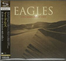 THE EAGLES LONG ROAD OUT OF EDEN DELUXE EDITION JAPAN 2011 SHM 2CD SET BRAND NEW