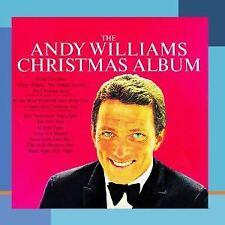 The Andy Williams Christmas Album CD