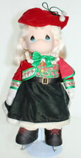 Precious Moments Classic Doll Tara 1998 Skater Doll with Tam
