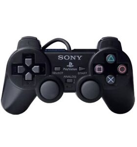 Sony PlayStation 2 Official or 3rd Party Controllers  Multiple Options Available