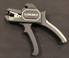 Jokari 20100 Secura Automatic Wire Stripper 0.2mm2-6mm2 / 24-10awg Cable Wiring