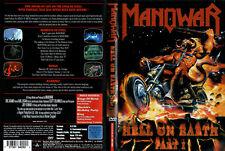 DVD - MANOWAR - Hell On Earth Part I