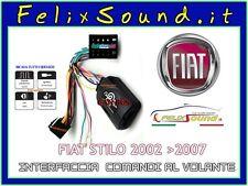 INTERFACCIA COMANDI AL VOLANTE FIAT STILO 2001>2007  CANBUS CONNETTORE ISO/ISO