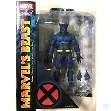 Marvel Diamond Select bestia figura de Acción X-Men