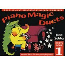 Piano Magic Duets: Graded Duets for the Young Beginner: Bk. 1 (Piano Magic), New