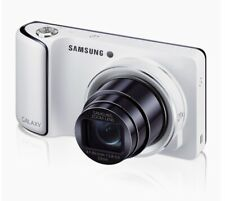 Samsung Galaxy EK-GC100 16.3 MP WIFI B/Tooth 3G Digital Camera White
