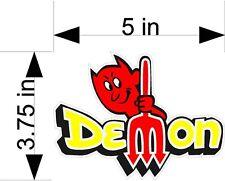 DODGE DEMON car & truck vehicle decals/stickers