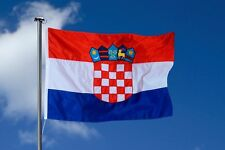GIANT CROATIA CROATIAN NATIONAL FLAG