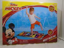 Disney Junior Mickey Music Mat Interactive Electronic Piano Memory Game