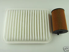 FORD TERRITORY FILTER KIT OIL & AIR SUITS 2.7L V6 TURBO DIESEL 2011 ON 2WD/AWD