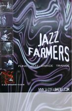 JAZZ FARMERS POSTER (A14)