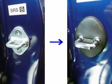 TOYOTA CELICA Chrome Door Lock Striker & Cover