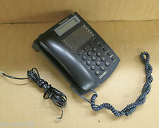 Panasonic KX-TS85EXB Black Telephone with Display and Hands-Free