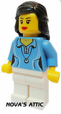 LEGO PRINCESS GIRL FEMALE  MINIFIGURE NEW