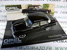 voiture 1/43 IXO eagle moss OPEL collection : KAPITAN '54 1953/1955