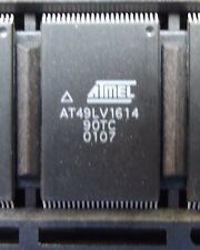 AT49LV1614-90TC NOR Flash Parallel 3.3V 16Mbit 2M/1M x 8bit/16bit 90ns TSOP-48
