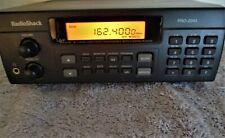 Radio Shack Pro 2044 80 Ch Analog Scanner +  power supply - antenna