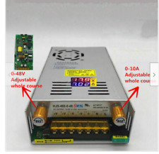Ac110220 To Dc 0 48v 10a Current Voltage Adjustable Switching Mode Power Supply
